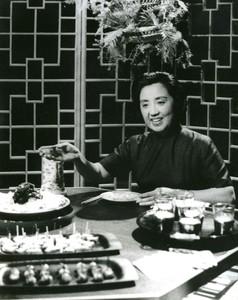 Rhonda Parkinson Features Joyce Chen History