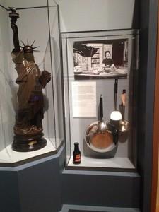 New York Historical Society Museum Exhibit