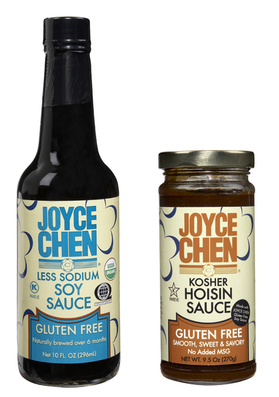 Joyce Chen Gluten Free Labels Match