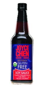 Perlmutter Notes Gluten in Soy Sauce in Grain Brain
