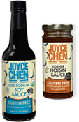 Gluten Free Soy and Hoisin Sauces