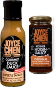 Gourmet Duck Sauce and Hoisin by Joyce Chen