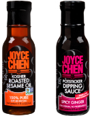 Kosher Pareve Asian Products by Joyce Chen