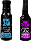 Joyce Chen Dipping an Soy Sauces