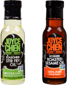Sesame and Stir Fry Oils by Joyce Chen